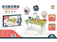 多功能玩具桌