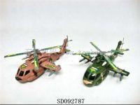 拉线军事飞机 军绿,沙漠色二色