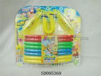 海绵宝宝呼啦圈+跳绳 2合1套装  体育玩具