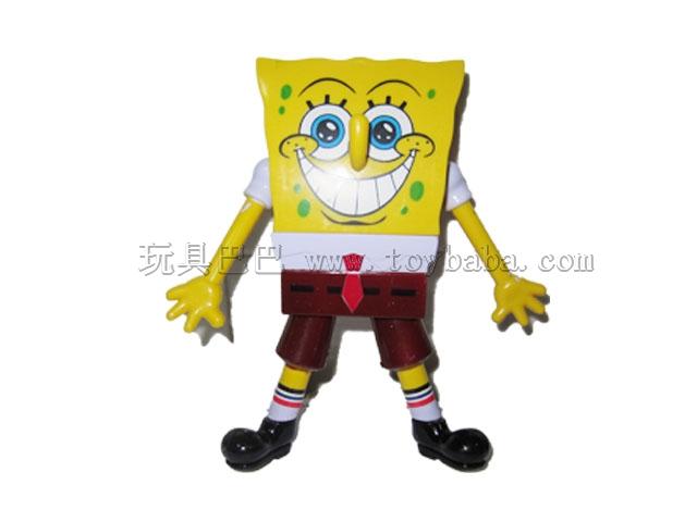 Rotation with light music spongebob squarepants