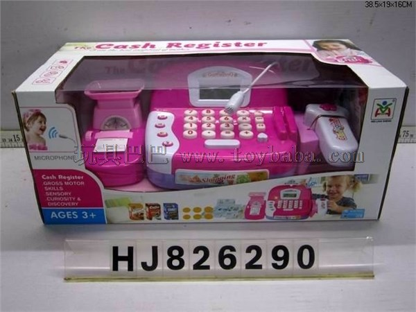 Smart cash register package 5 * AA not included
