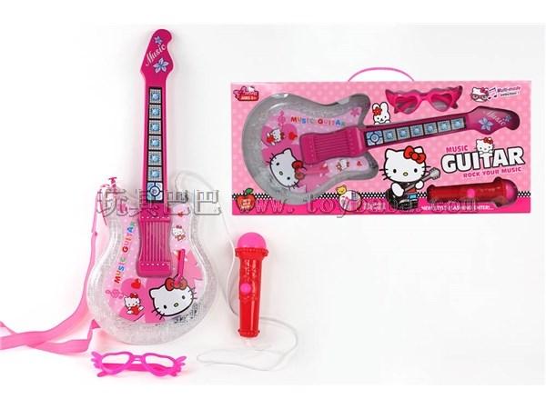KT cat guitar