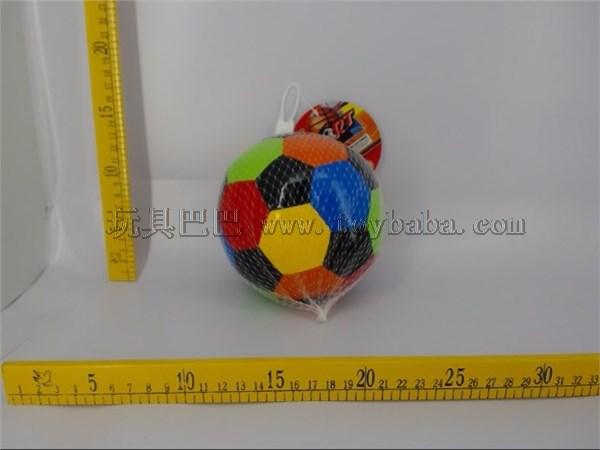 6-inch Pu ball (black)