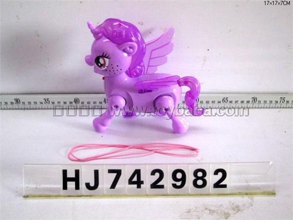 Electric lanyard cool Unicorn