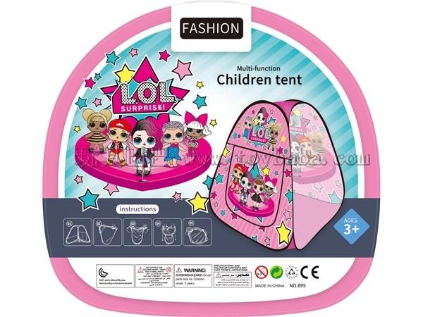 Surprise tent