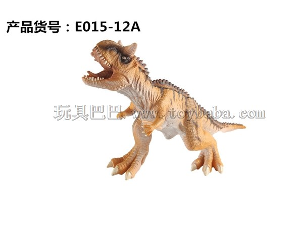 Rubber lined dinosaur Niulong (with IC) (6 mixed packages)