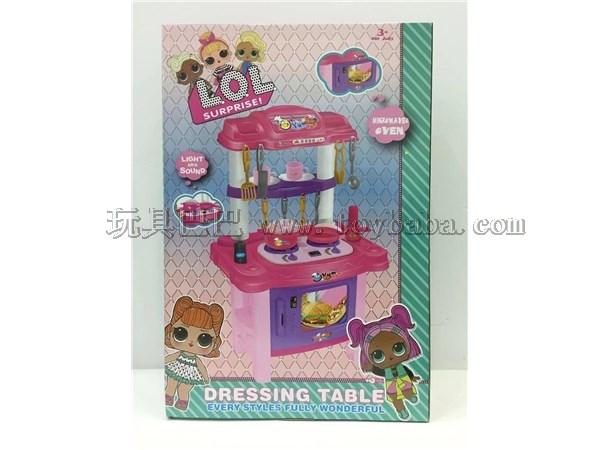 Lol tableware table
