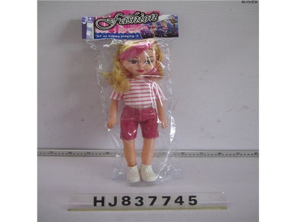 18 inch fat baby doll with music IC