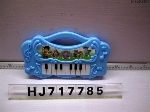 Wang Wang team electronic organ