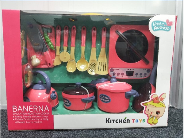 Induction cooker tableware set