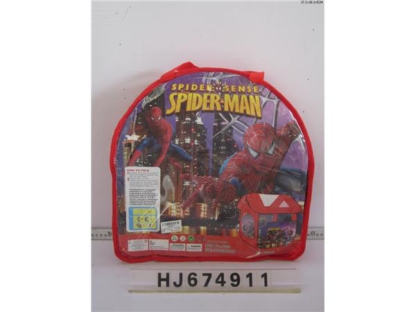 Spider man tent