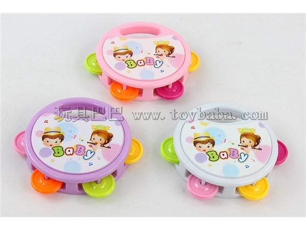 Baby factory version series small tambourine
