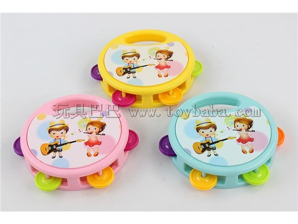 Baby factory edition series tambourine