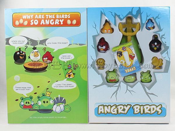 Angry birds Slingshot toys