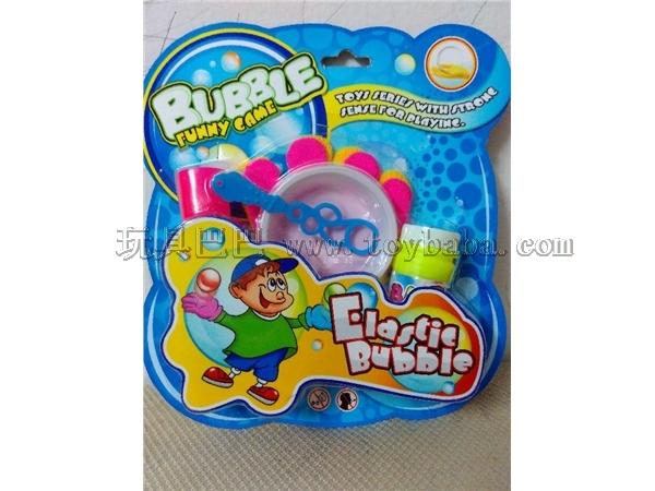 Magic bounce bubble (one glove)