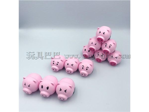 Patented product Huili animal Huili Dudu pig 2-color printing