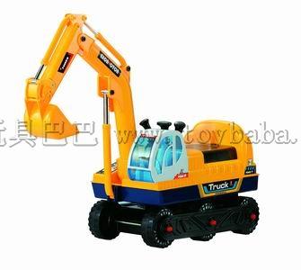 Electric excavator (carton)