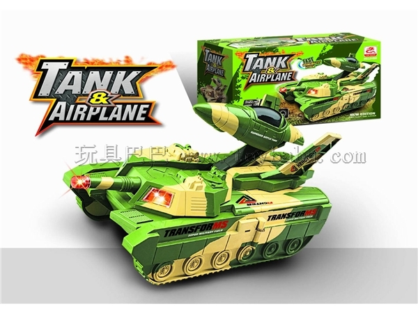 Deformation of electric tank