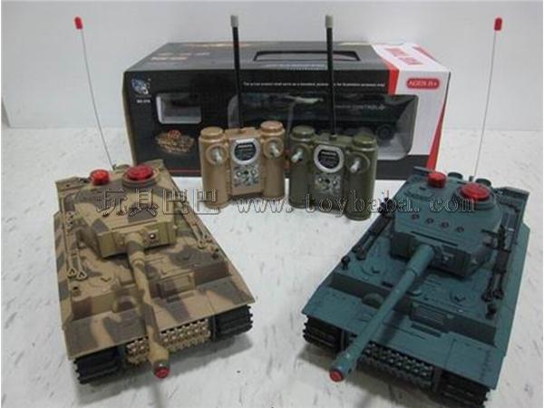 Tanks - infrared battle tanks 1:24
