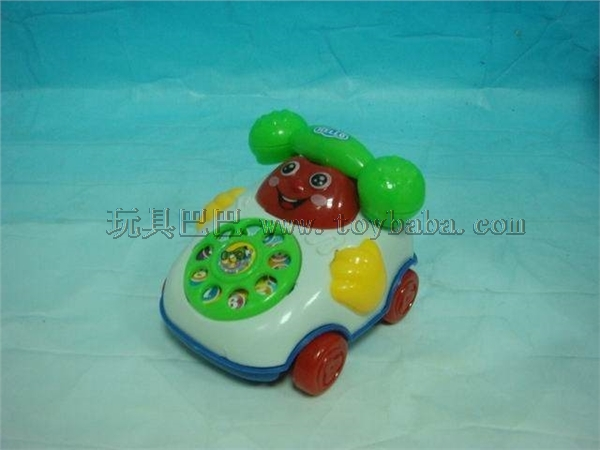 Stay telephone car/bell