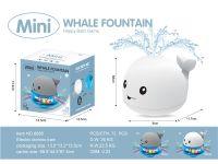 鲸鱼水球+底座