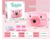 夏季爆款小猪泡泡相机夏天热卖