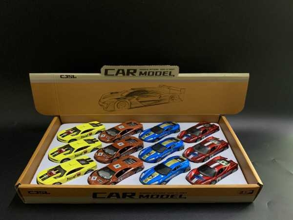 Huili racing car (4 models)