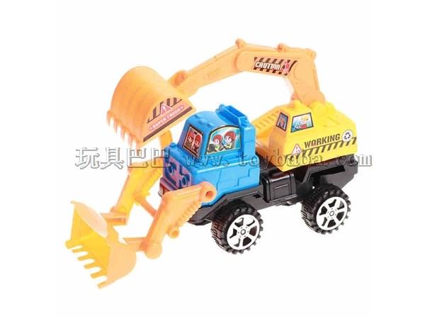Inertial engineering vehicle
