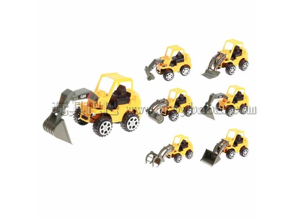 Huili engineering vehicle
