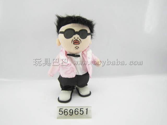 Electric walk IC jiangnan Style bird uncle