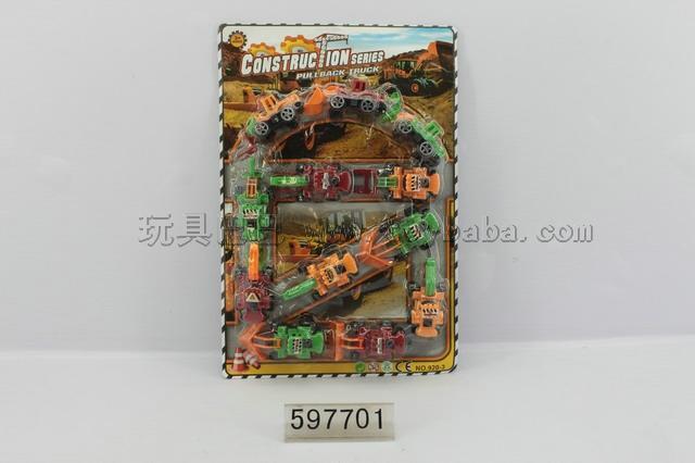Back Truck (12 Zhuang 6 asst)