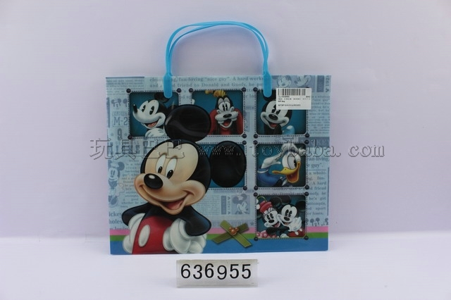 32 * 25 * 11 mickey gift bags