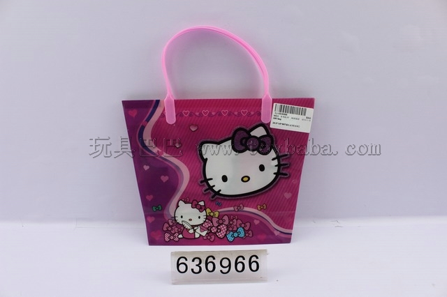 18 * 23.5 * 8 kt cat gift bags