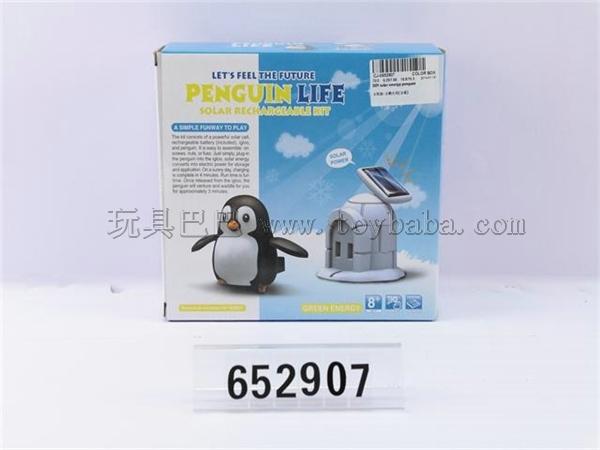 Solar energy - penguins live (since)