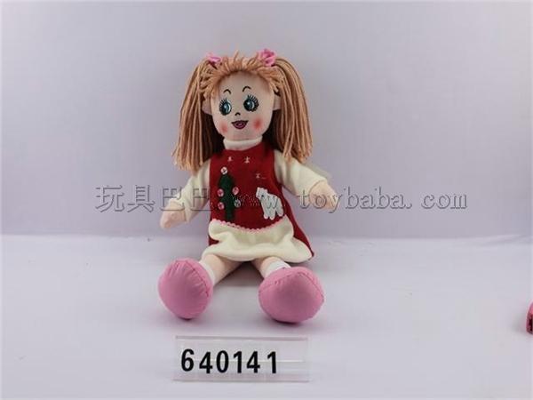 16 inch Christmas girl