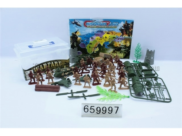 Soldiers military set