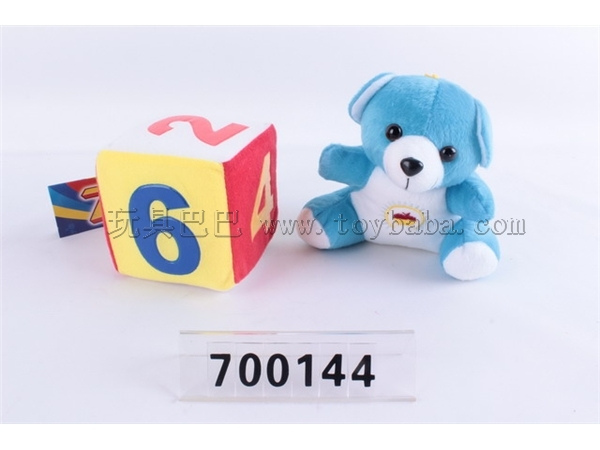Doll and digital dice / 6 mixed packs