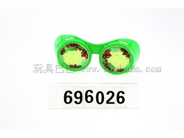 Fruit glasses / 3 color orange