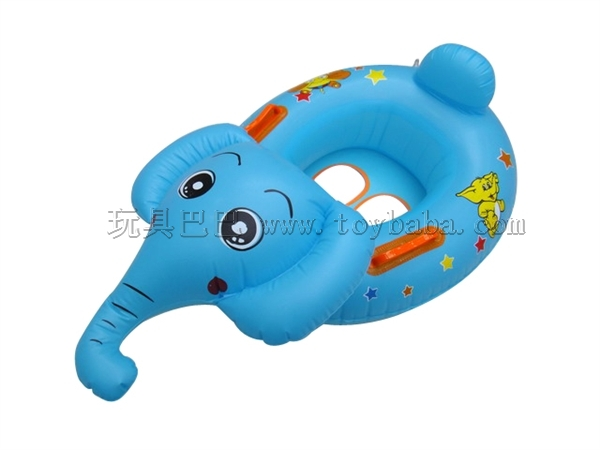 The elephant inflatable boat