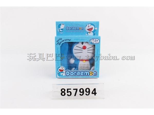Doraemon phone music lights