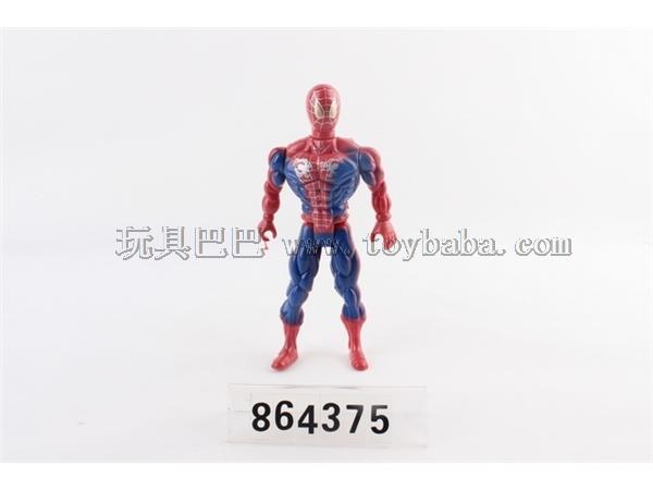 Light spider man