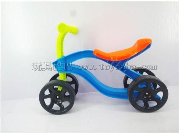 Glide walkers