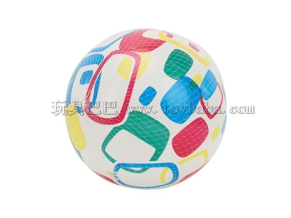 22cm double printing ball