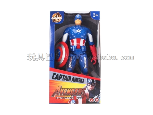 Captain of lighting America (including electricity)