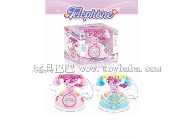 Infringement / little Ma Baoli telephone