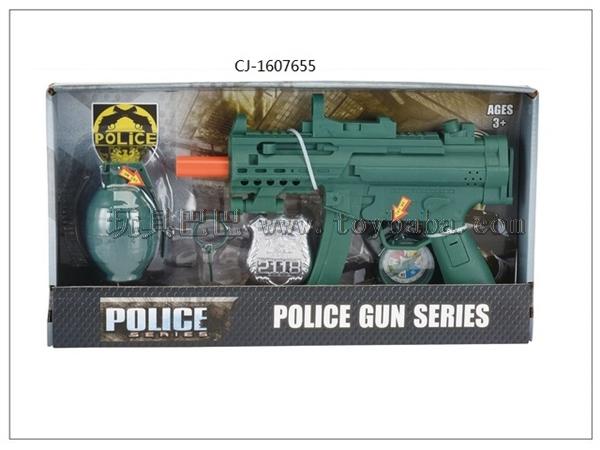 Factory direct selling hot flint gun suit police suit cj-1607655