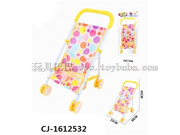 Children's toy trolley children's toy men's and women's trolley neutral toy trolley infant toy trolley baby trolley (iro