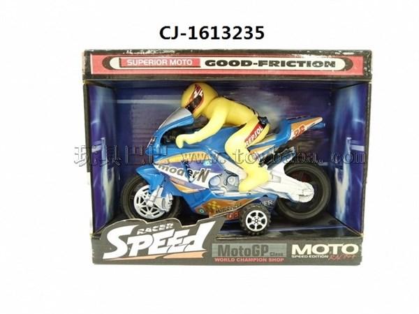 Inertia motorcycle inertia car inertia toy children's toy multicolor mixed package