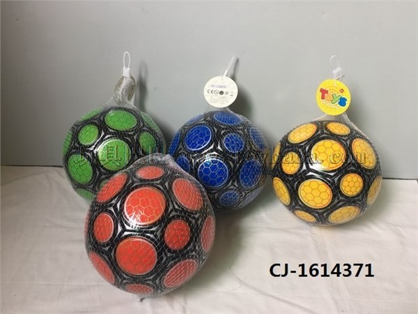 Leather ball leather football