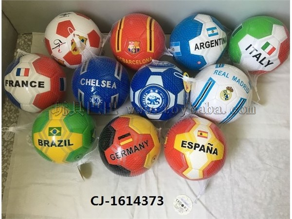 Benchmarking leather ball leather football ball